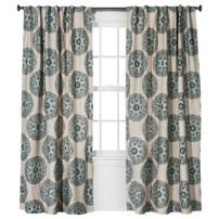 medallion curtains